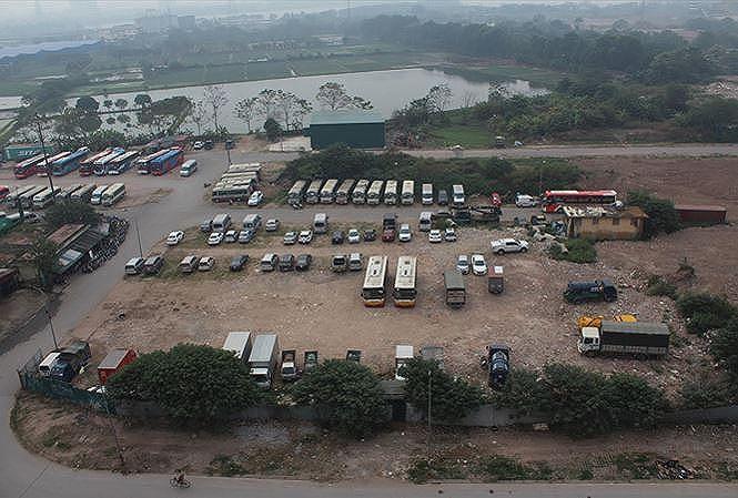 khu đô thị Thịnh Liệt